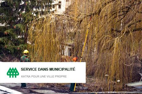 slide service municipale